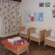Wohnzimmer. Bild: K. Mauch