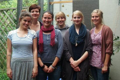Projekttreffen Juni 2012