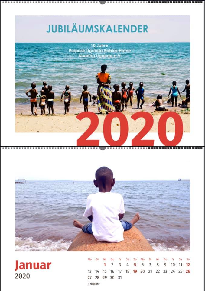 Abaana Kalender 2020
